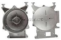 """Крышка (левая) статора для бензогенератора   ET-950   """"JIANTAI""""   (с подшипником 6203)"""