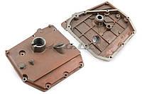 """Крышка блока короткая правая для мотоблока с двигателем   190N/195N   (12/15Hp)   """"DIGGER"""""""