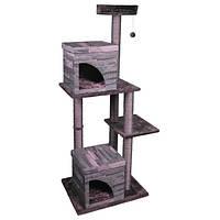 Karlie Flamingo (Карле Фламинго) Villa игровой комплекс когтеточка домик для кошек 175 см