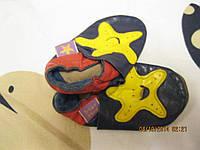Пинетки тапки тапочки детские кожа на малыша 10см
