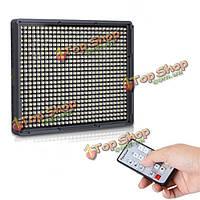 Aputure amaran hr672w высокой cri95+ 672 светодиодные видео панели 5500к