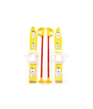 0f4d6d1e84f9 Лыжи детские с палками Marmat, длинна 70 см. (ВВ), цена 465 грн ...