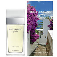 Женская туалетная вода Dolce&Gabbana Light Blue Escape to Panarea (Дольче Габбана Лайт Блю Эскейп то Пананрея)