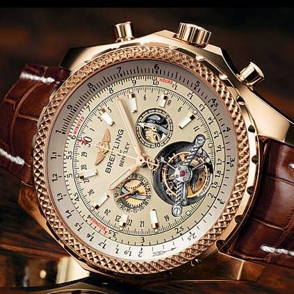 cdba09c5 Наручные часы Breitling Mulliner for Bentley механические мужские копия,  фото 1