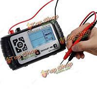 Осциллограф мультиметр цифровой 25 МГц 2 в1 мини портативный em125