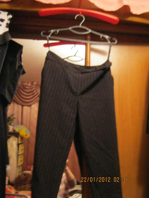 Брюки штаны жнские классика стильные S 44 10