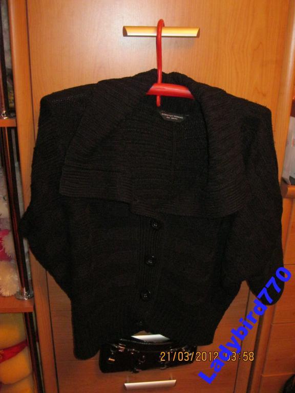 Кофта жилет светр 44 10 S