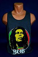 Футболка майка PRIMARK фанату Боб Марли ВОВ Marley