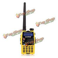 Baofeng UV-5ra желтый двухдиапазонный трансивер радио радиостанции Соня