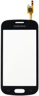 Тачскрин для Samsung S7390 Galaxy Trend, чёрный,