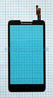 Сенсорный экран Lenovo A656/A766 , чёрный