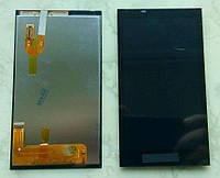Дисплей для HTC 610 Desire + touchscreen, чёрный