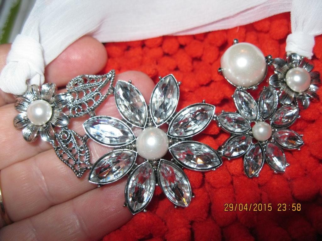 Ожерелье подвеска украшение бусы просто сказка шик