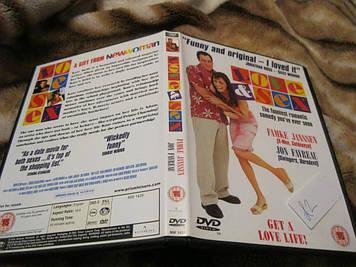 Диск фильм комедия английском языке love&sex