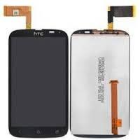 Дисплей для HTC T328e Desire X + touchscreen, чёрн