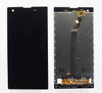 Дисплей для Fly iQ4511 Tornado One + touchscreen,