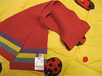 Качественный теплый фирменный шарф детский шарфик