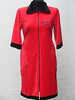 Велюровый халат для дома по доступной цене