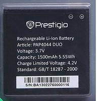 Аккумулятор на Prestigio PAP4044, 1500mAh, оригина