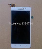 LCD Lenovo S850 + touchscreen (white)