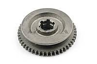 Шестерня первичного вала редуктора фрезы для мотоблока с двигателем   195N   (12Hp)