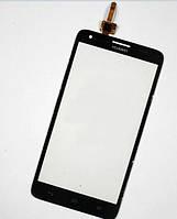 Тачскрин для Huawei G750 Honor 3X, чёрный