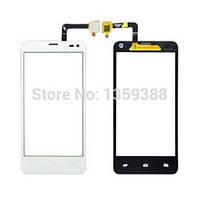 Touchscreen Fly iQ4416 Era Life 5 (white)
