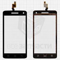 Сенсорный экран мобильного телефона Explay Fresh
