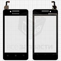Touchscreen Lenovo A319 (black)