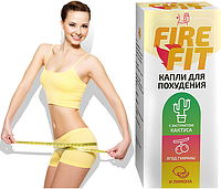 Капли для похудения Fire Fit (Файр Фит)