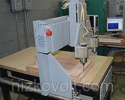 Гравірувально-фрезерні послуги і роботи по дереву на верстатах з ЧПК