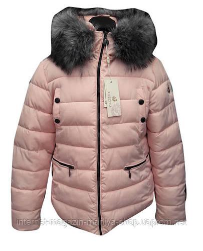 Женская куртка холофайбер