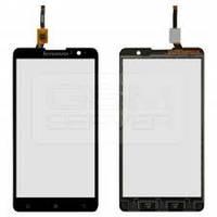 Touchscreen Lenovo S8 S898T (black)