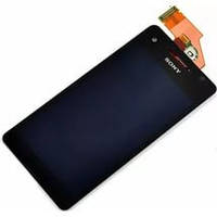 Дисплей для Sony LT25i Xperia V + touchscreen, чёр