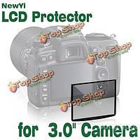Fotga Premium LCD  экран панели защитник стекла для 3.0-дюйма камера