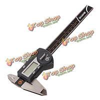 0.01мм 0-150мм IP54 водонепроницаемая цифровая измерительная нониуса суппорт инструмент