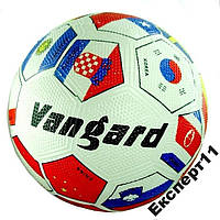 Мяч футбольный игровой для игры на асфальте