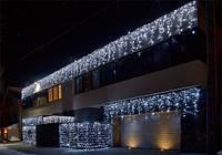 Гирлянда-бахрома Stalactite Light (рваная штора), 300 светодиодов, +мерцание