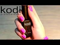 Технология нанесения и снятия гель-лаков Kodi Professional