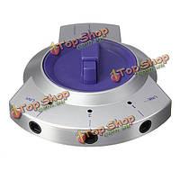 3-позиционный переключатель выбора аудио волоконно-оптического кабеля Toslink сплиттер