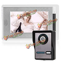 SYSD sy814fa11 7-дюймов видео-телефон двери домофон дверной звонок