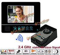 Эннио sy811faw11 беспроводной записи видео домофон 4g карты памяти SD
