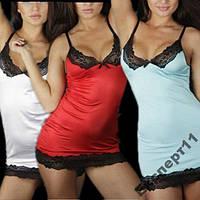 Сексуальное женское белье + стринги  ( 3 цвета )