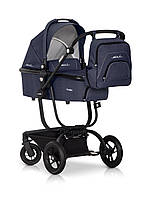 Детская коляска Коляска EASY GO SOUL denim 2 в 1