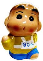 Копилка мальчик из керамики 100х140х80