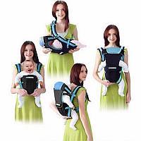Сумка кенгуру - слинг - рюкзак для младенцев