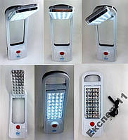 Лампа настольная - светильник - трансформер 32 LED