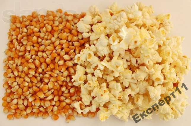 150 семян Кукурузы Попкорн - Кукурудза Попкорн 150