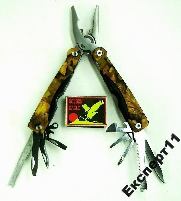 Мультитул большой - нож многофункциональный