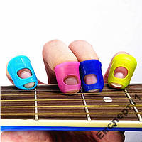 Накладки на пальцы для игры на гитаре - протектор